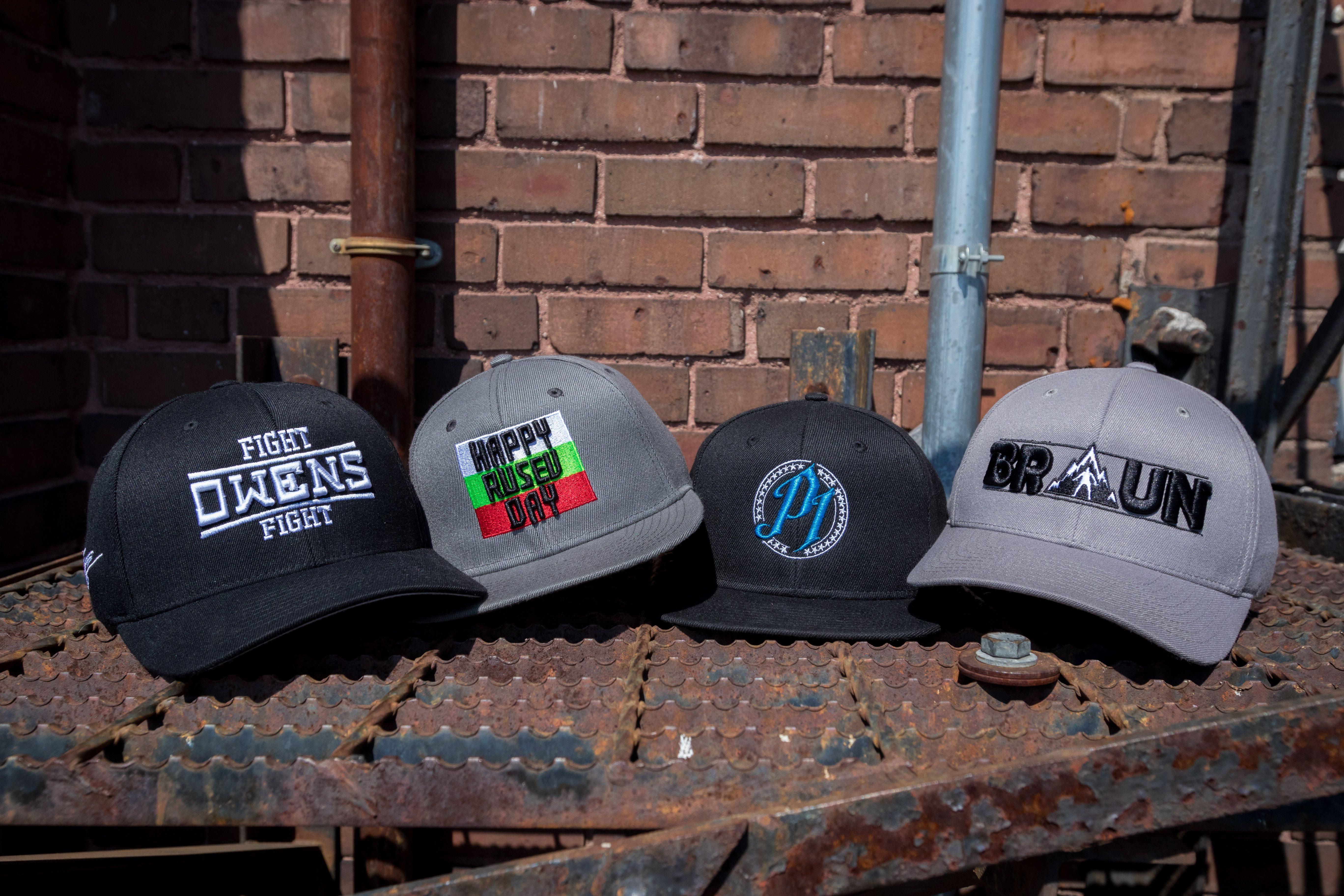 Create Your Own One Of A Kind Wwe Hat From Lids Custom Hats Hats Back To School