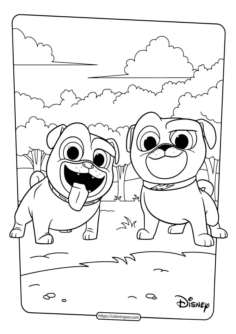 Rock Dog Coloring Pages Images