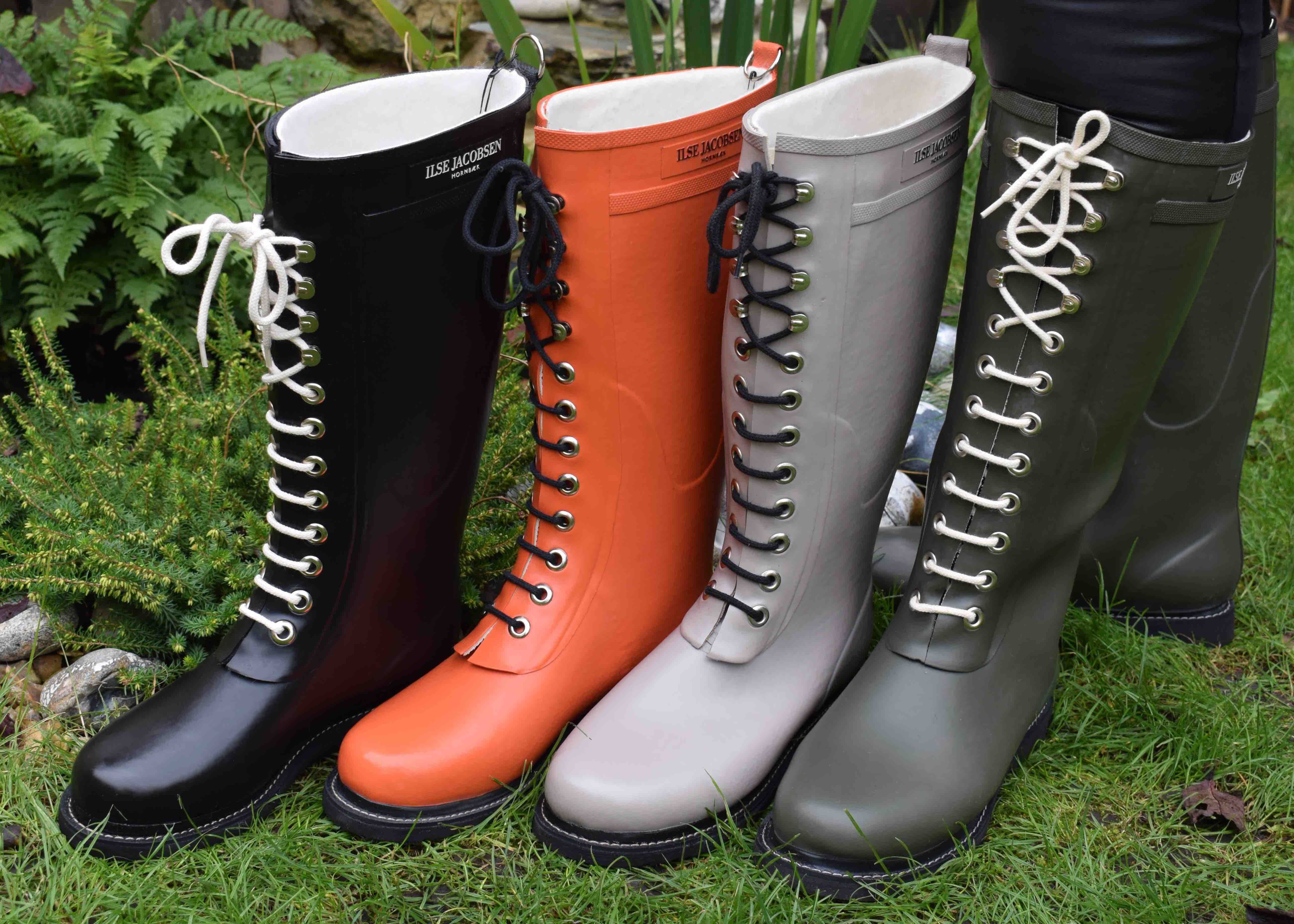 0b1795e460d Four fabulous Boots from our collection - Ilse Jacobsen's Rub1 in ...