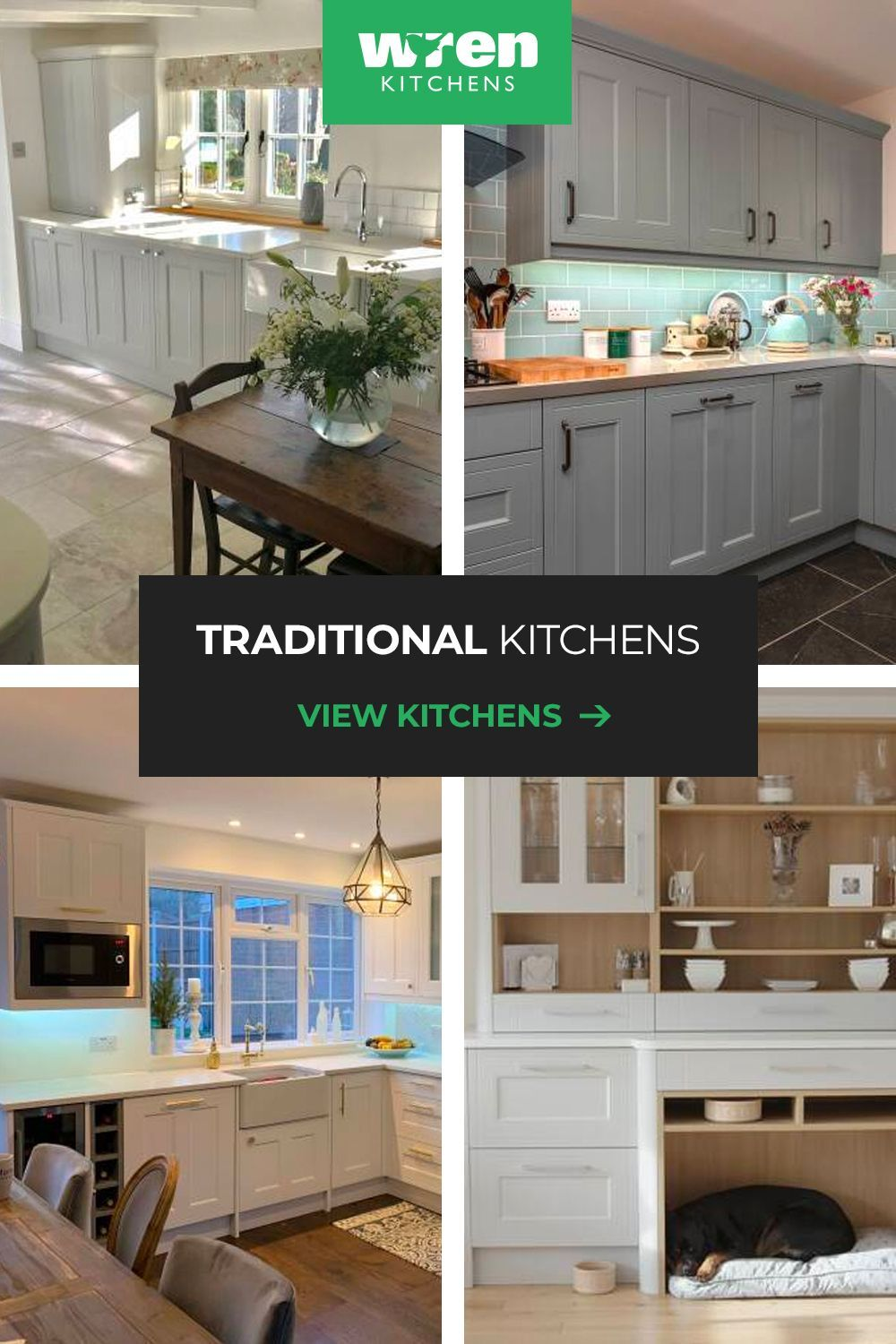 Photo of Traditional Kitchens | Traditional Designs & Ideas