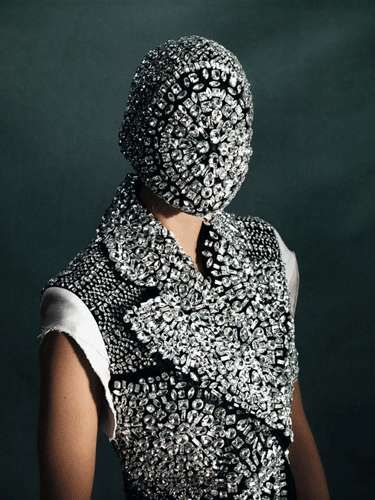 Harper's Bazaar, photograph by Victor Demarchelier