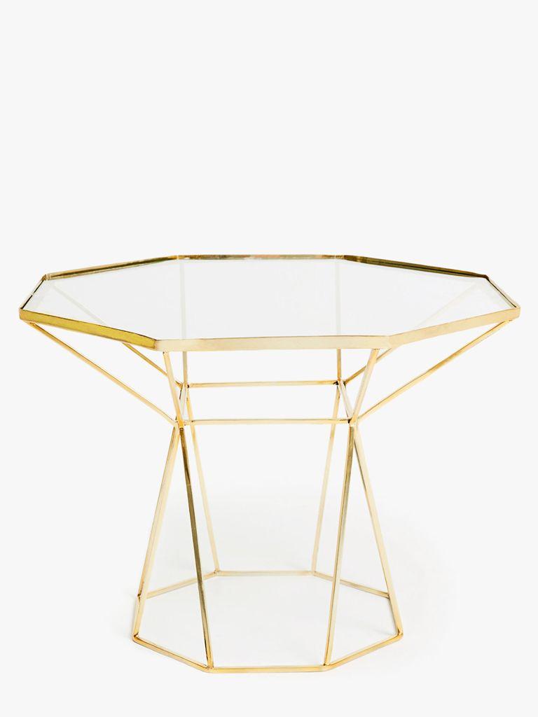 Tavolino Zara Home.Il Tavolino Dalla Struttura Geometrica Di Zara Home Design