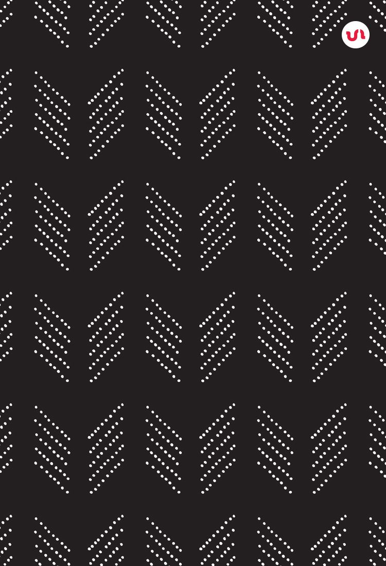 Dotted Vector Patterns Tiles Tribal Design Pattern Vector