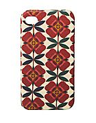 floral fossil cell phone cover
