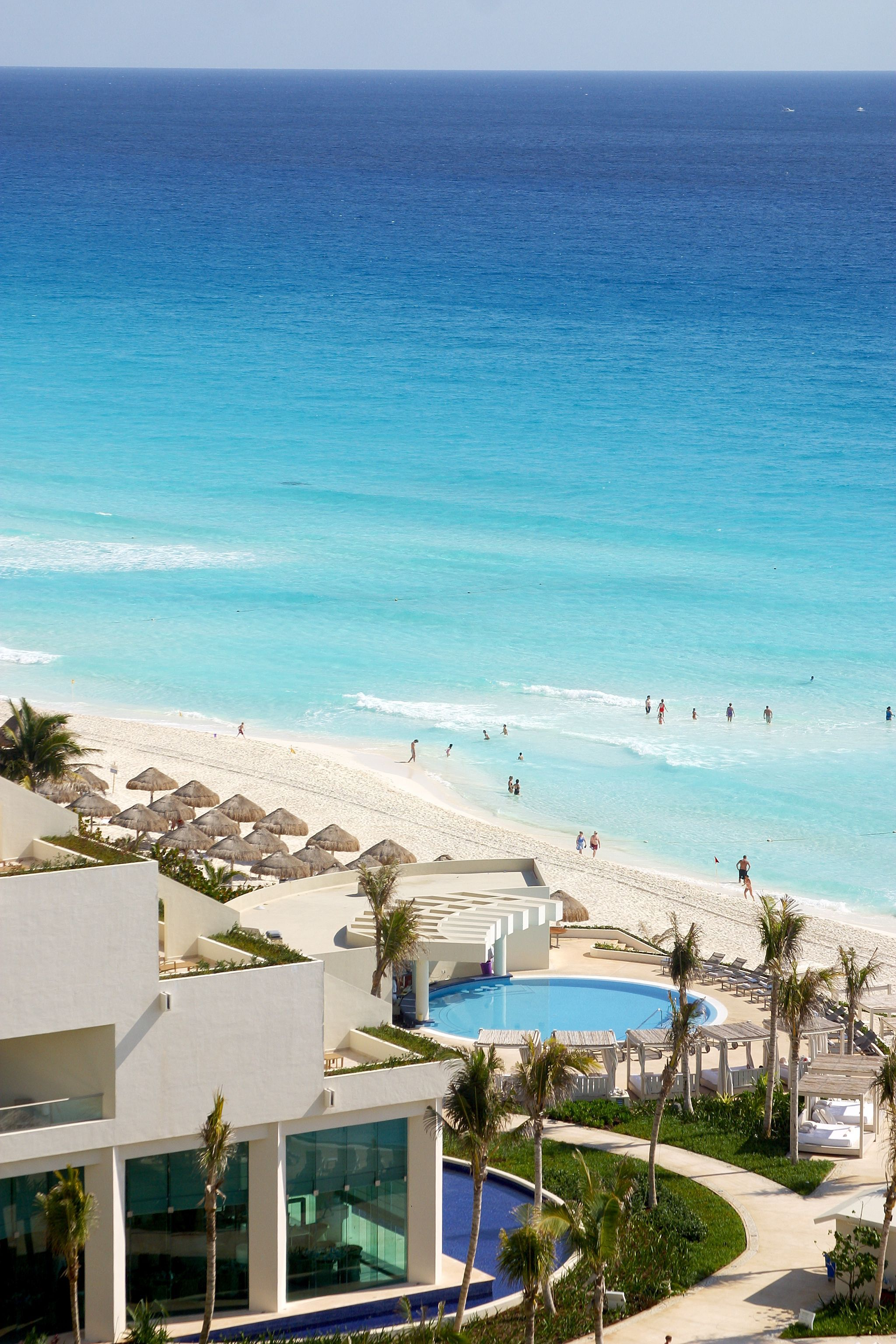 8 Day 7 Night Resort Vacation Certificate For Cancun Mexico To