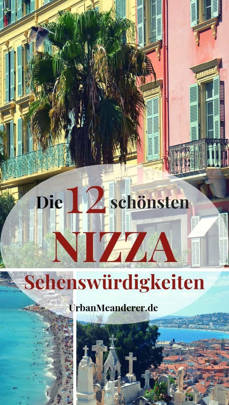 El perfecto recorrido turístico por Niza con consejos prácticos Blog de viajes Urban Meanderer