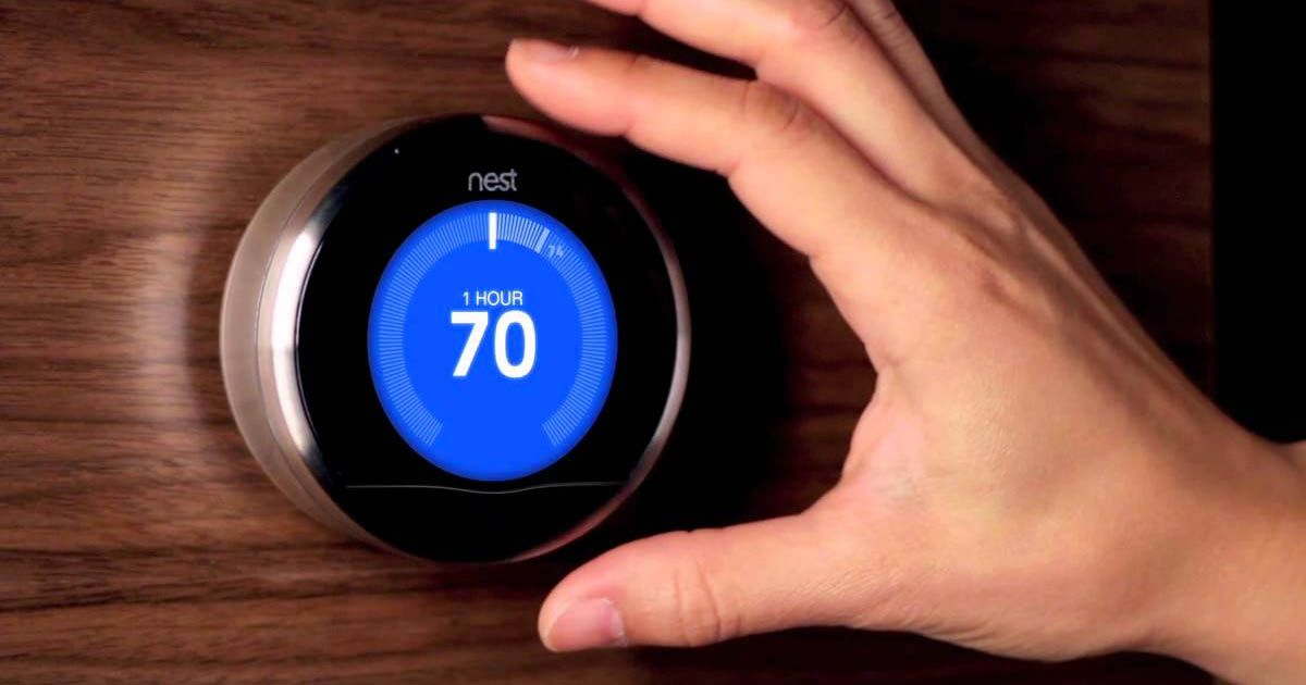 Enter To Win A Nest Thermostat Co Smoke Detector From Project