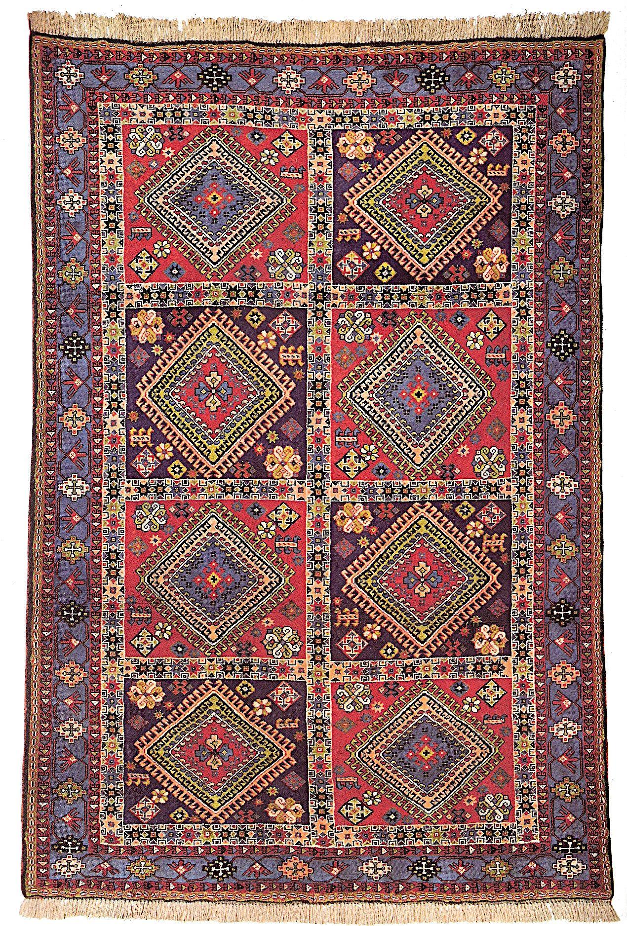 Yalame Talkhooncheh Iran 167x249 Tappeti persiani