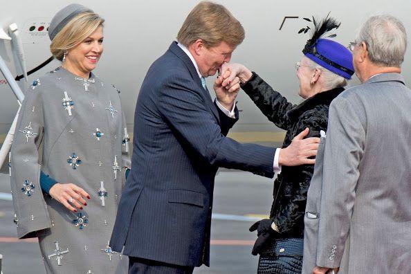 Crown Prince Willem Alexander, Prince of Orange married