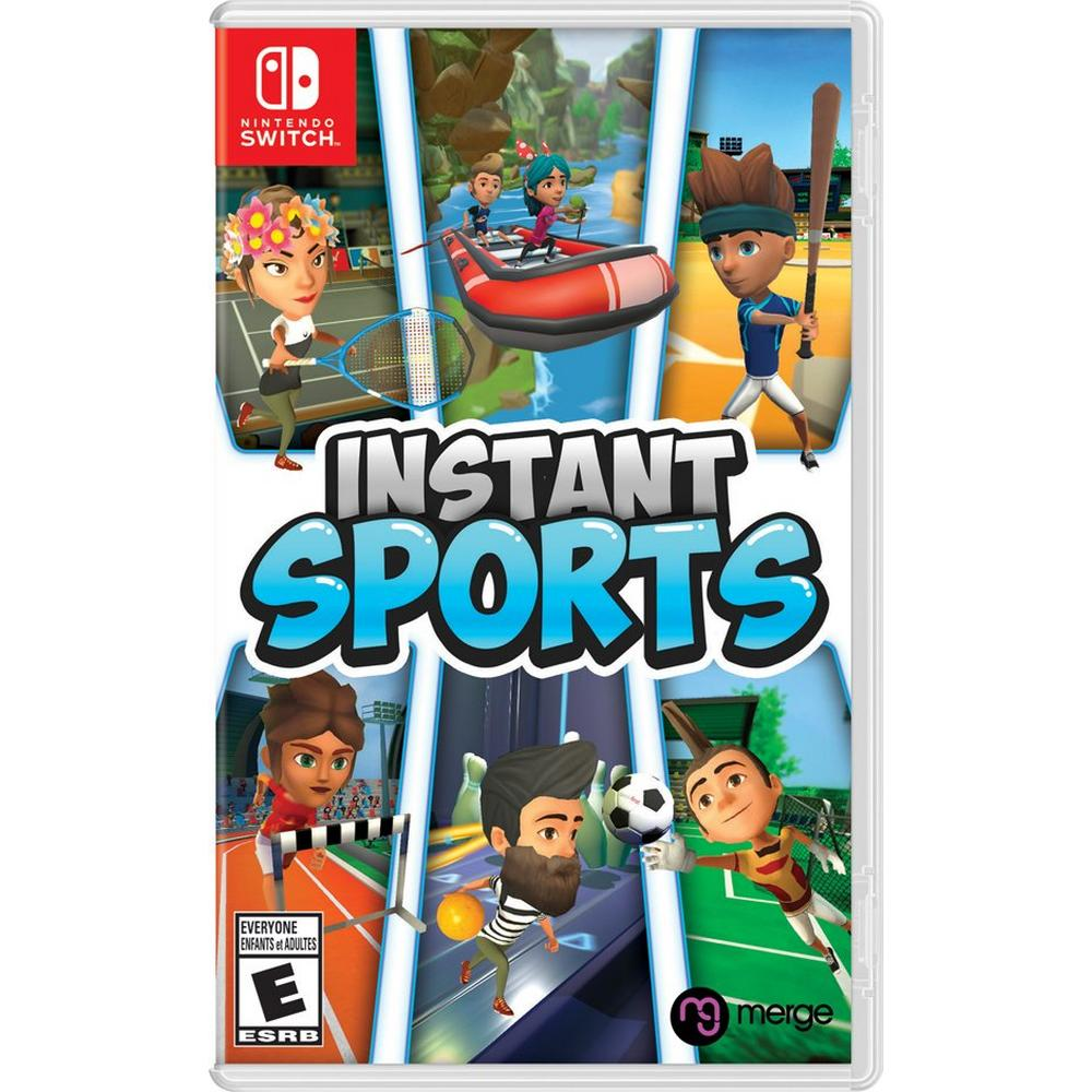 Instant Sports Nintendo Switch GameStop (With images