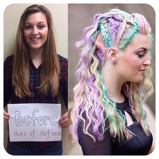 Pravana Pastels Neons Vivids Hair Color Pinterest Pravana