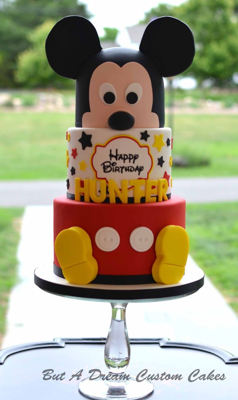 Mickey mouse on cake central birthday cakes pinterest mickey