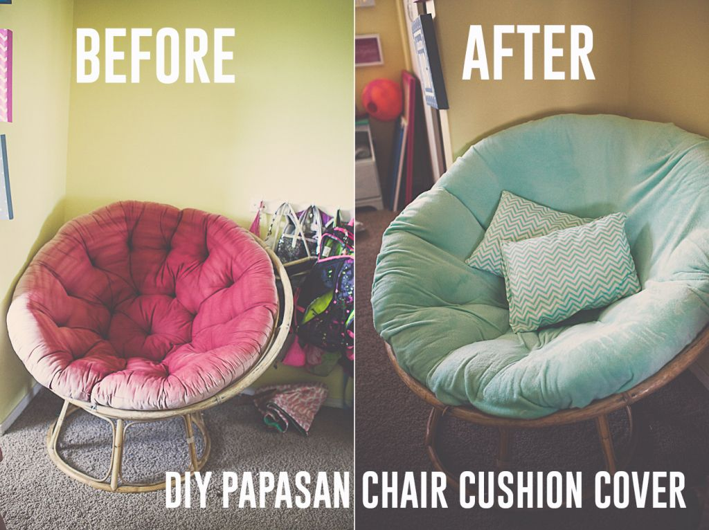 Diy Papasan Chair Cushion Cover Chair Cushion Covers