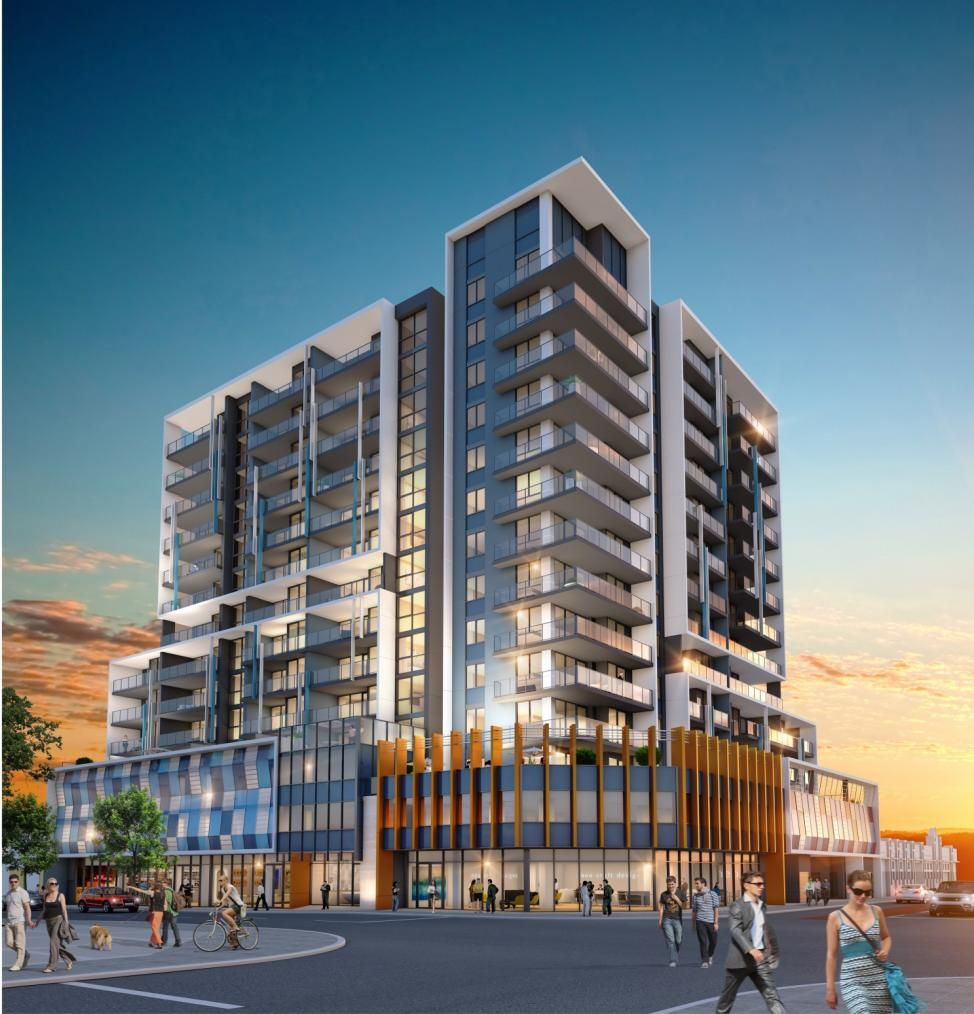 Perth Bust Rundown Condominium Architecture Facade Architecture Design Architecture Exterior