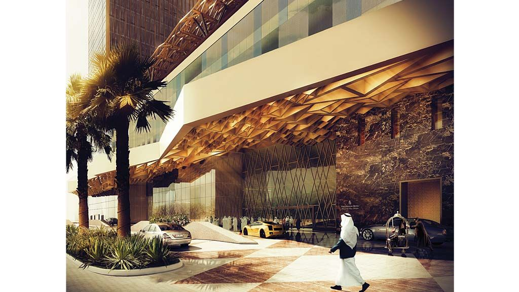 Appointed to lead the design of this mixed-use development ...