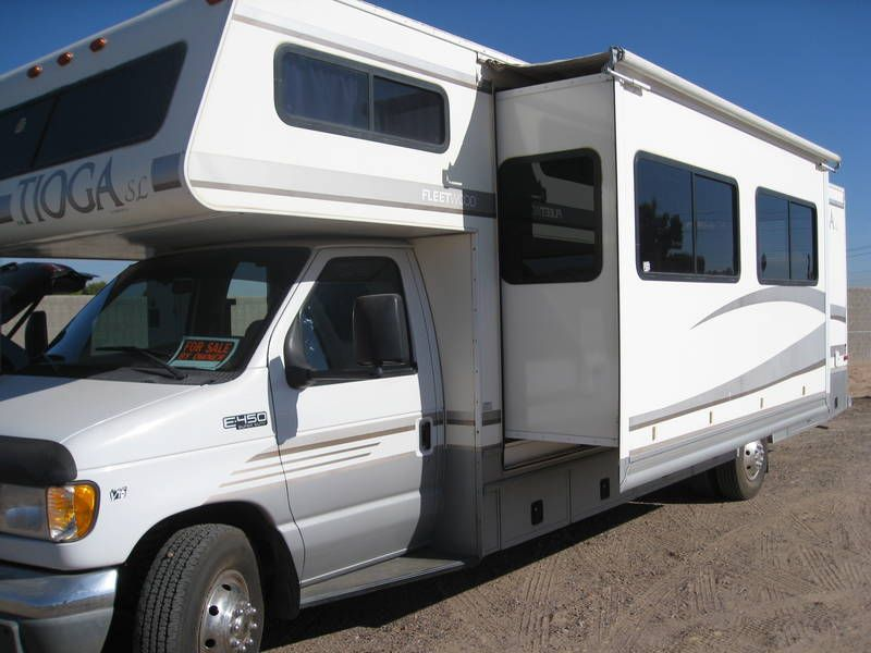 Fleetwood Class C Fleetwood Rv For Sale Tioga