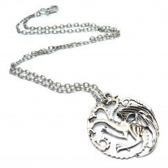 collier pour chien game of throne