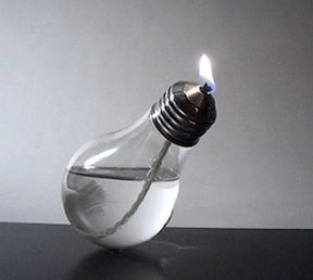 great ways to recycle lightbulbs