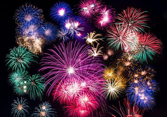 How Do Fireworks Get Their Color?