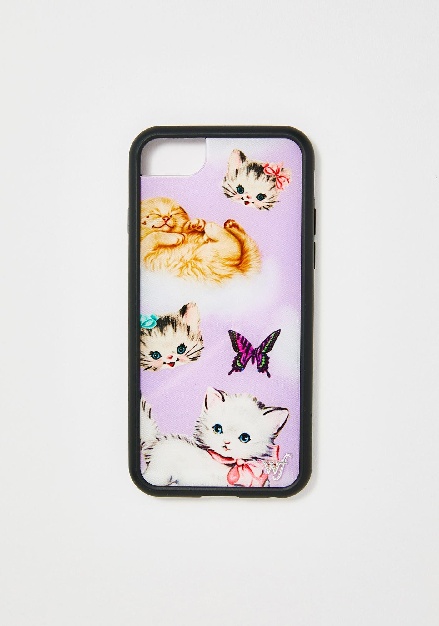 Kittens Iphone Case Kitten Phone Cases Cats Phone Case Iphone Cases