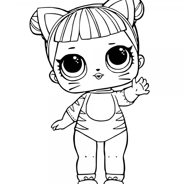 Treasure From Lol Surprise Doll Coloring Pages Free Printable Coloring Pages Cat Coloring Page Baby Coloring Pages Cute Coloring Pages