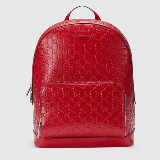 1ab68676005 Gucci - Gucci Signature leather backpack