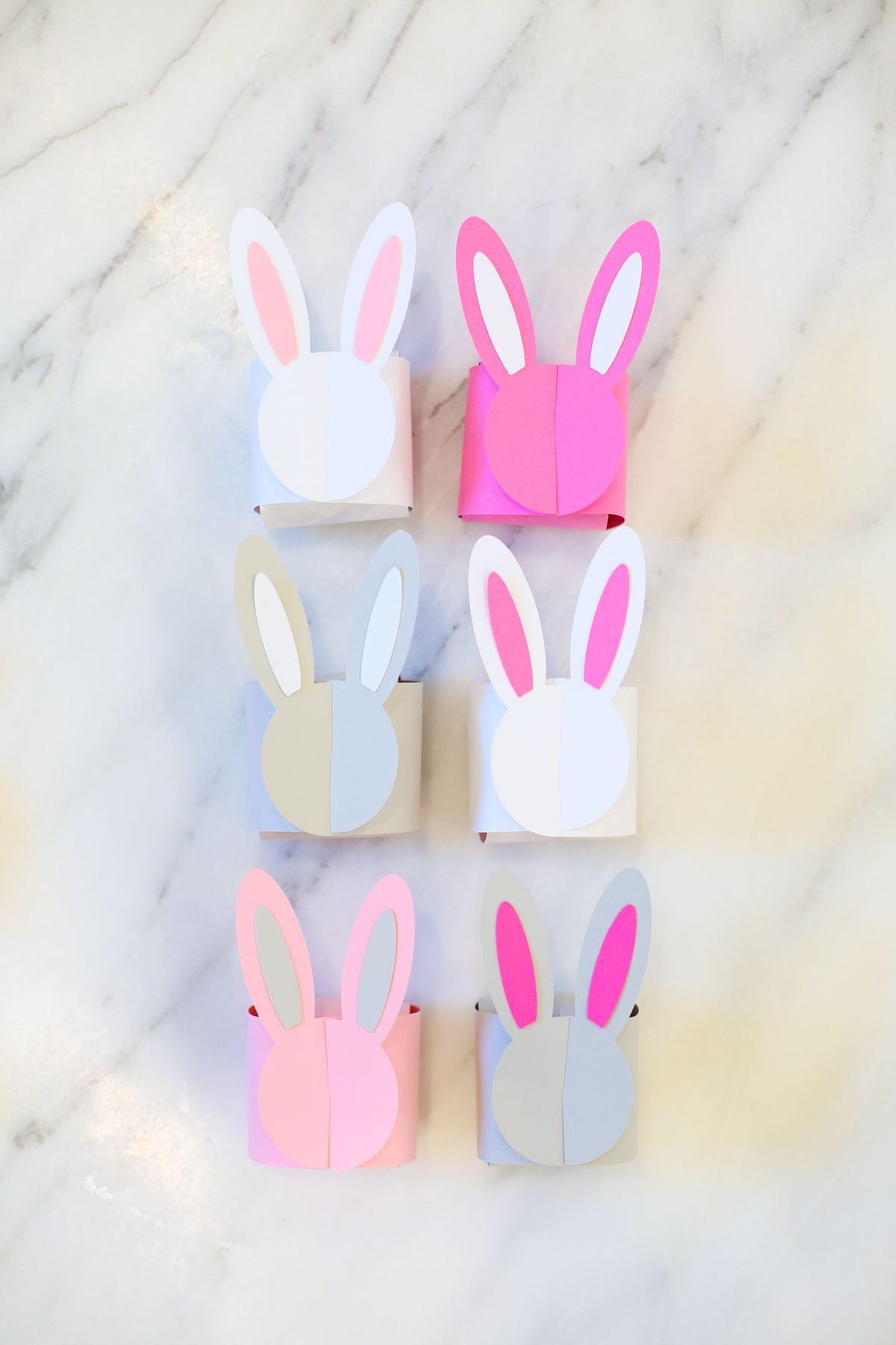 Diy printable bunny box bunny box and easter easter bunny printable bunny boxes negle Choice Image