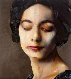 Spanish-born Lita Cabellut