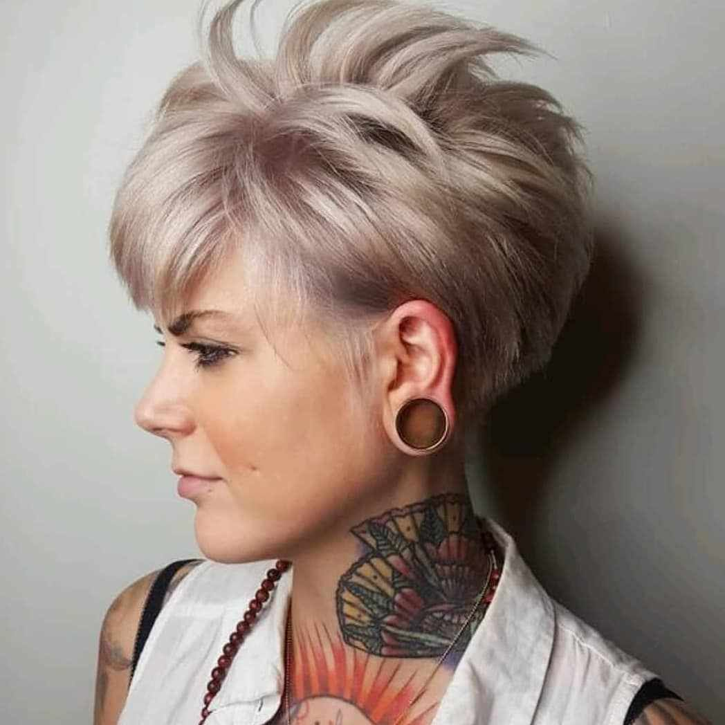 70 best short pixie cut hairstyles 2019 - cute pixie