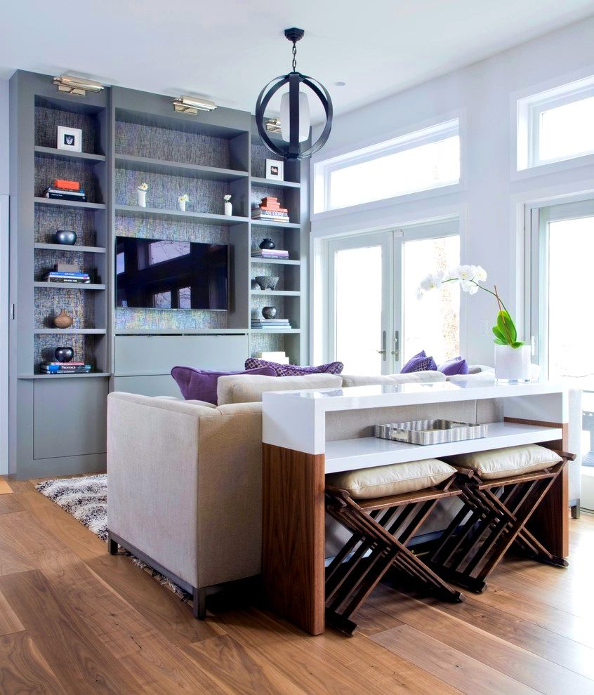 Bedroom Fascinating Console Table Stools Living Room Contemporary
