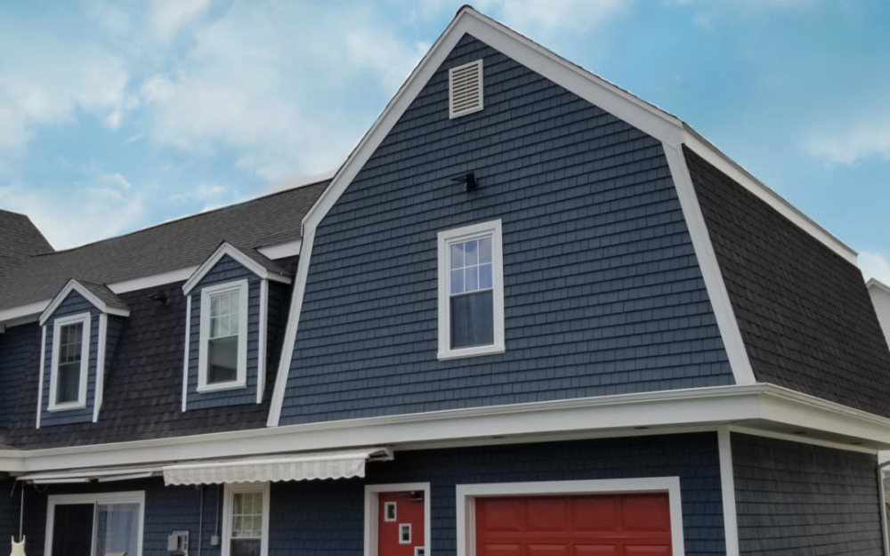 Mastic Vinyl Siding And Roof Replacement Fall River Ma