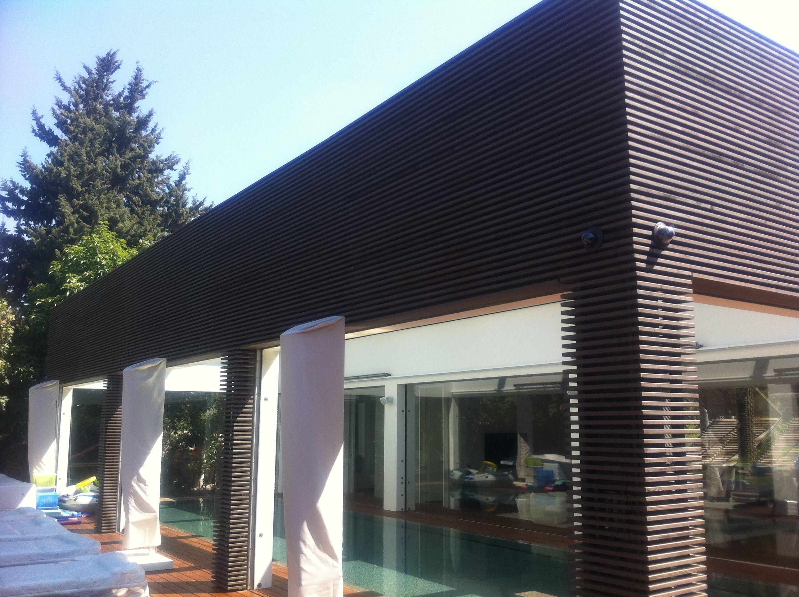 Folding_shutters motorize_dshutters dynamic_facade