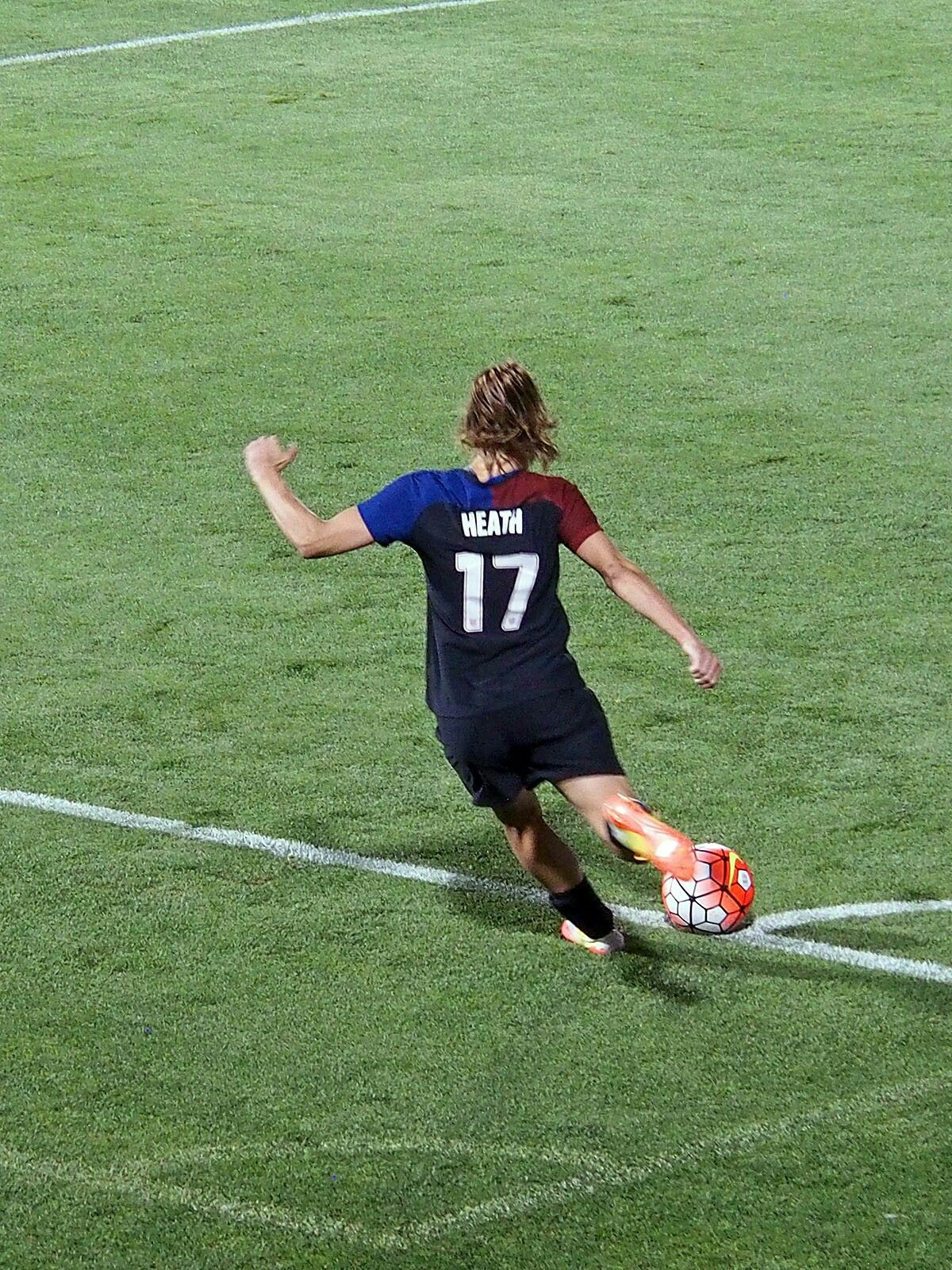Tobin Heath 06 02 16 Usa Soccer Women Tobin Heath Uswnt