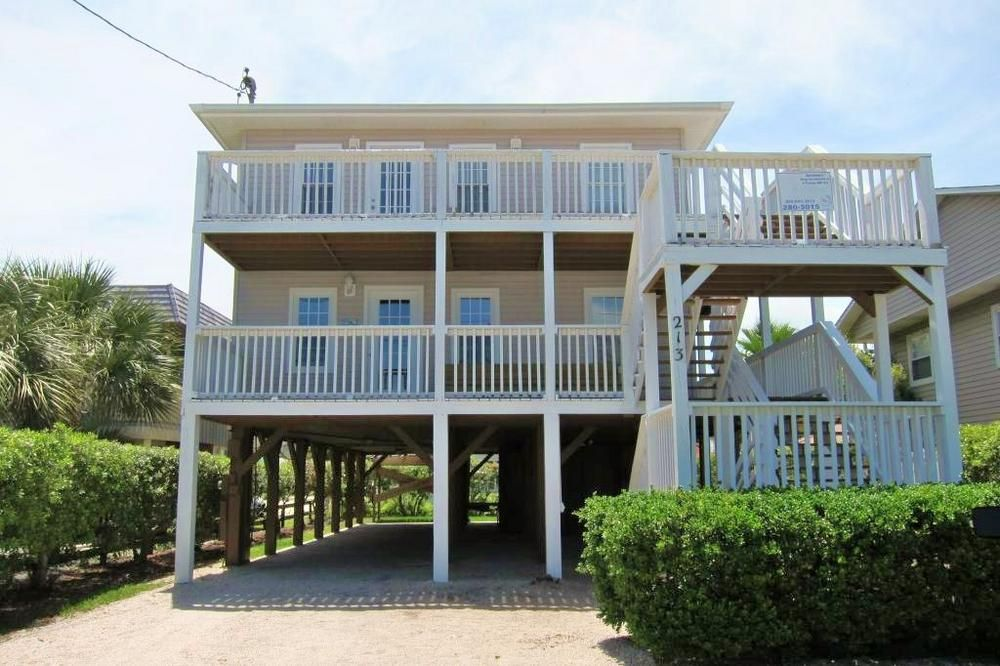 SURFSONG Cherry Grove Rentals North Myrtle Beach