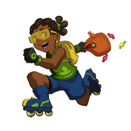 File Spray Lucio Trick Or Treat Png Overwatch Mario Characters Game Art