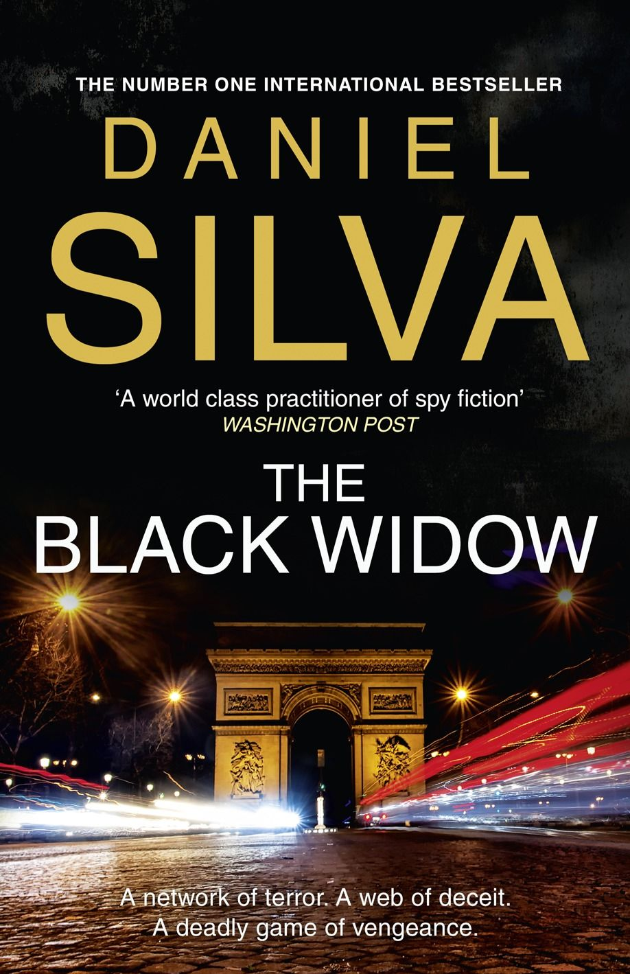 Daniel Silva delivers another stunning thriller in his