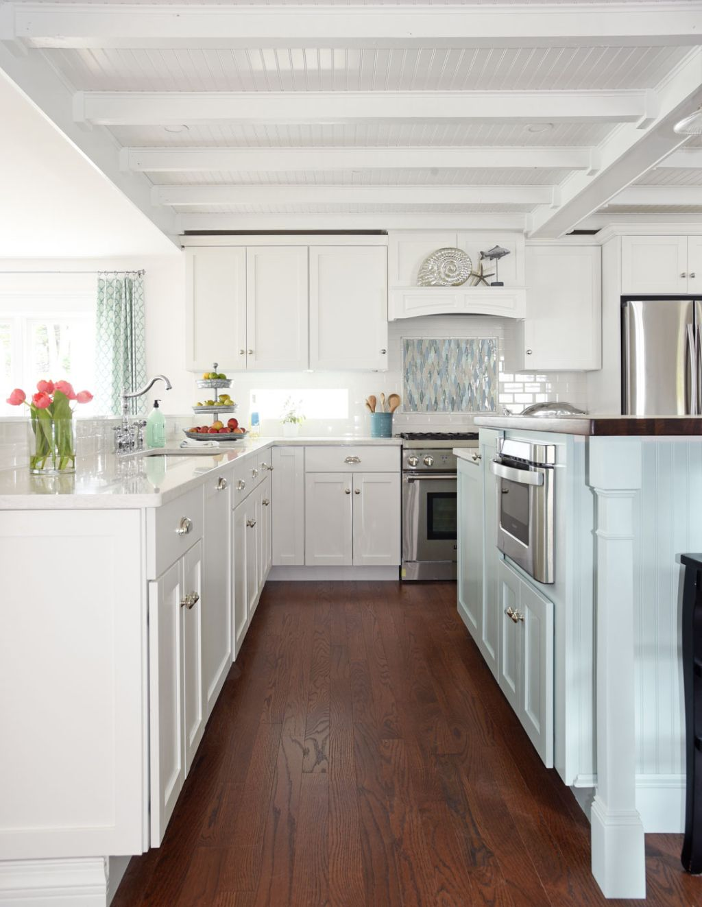 SoPo Cottage | Kitchens, Cottage design and Wainscoting