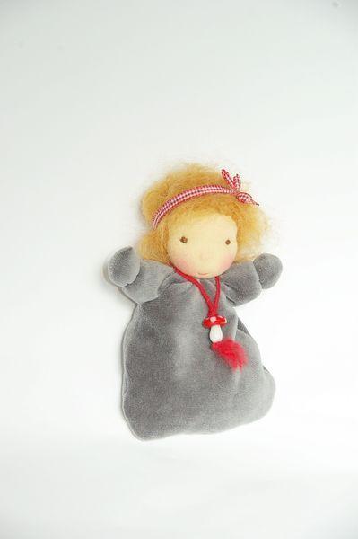SALE+Wichtel+Mia,+Puppe+Waldorf+Art+Schmusepuppe+von+Atelier+Lavendel+auf+DaWanda.com