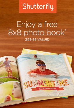 Shutterfly Free 8 8 Hardcover Photo Book Just Pay Shipping Shutterfly Photo Book Free Photo Book Hardcover Photo Book