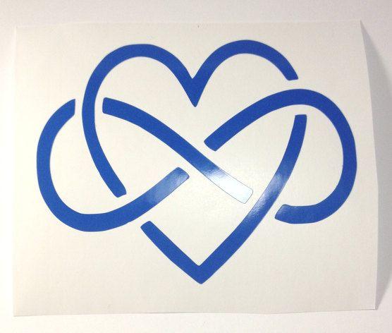 Eternity Heart Eternity Symbol Interlocking Eternity Heart 50
