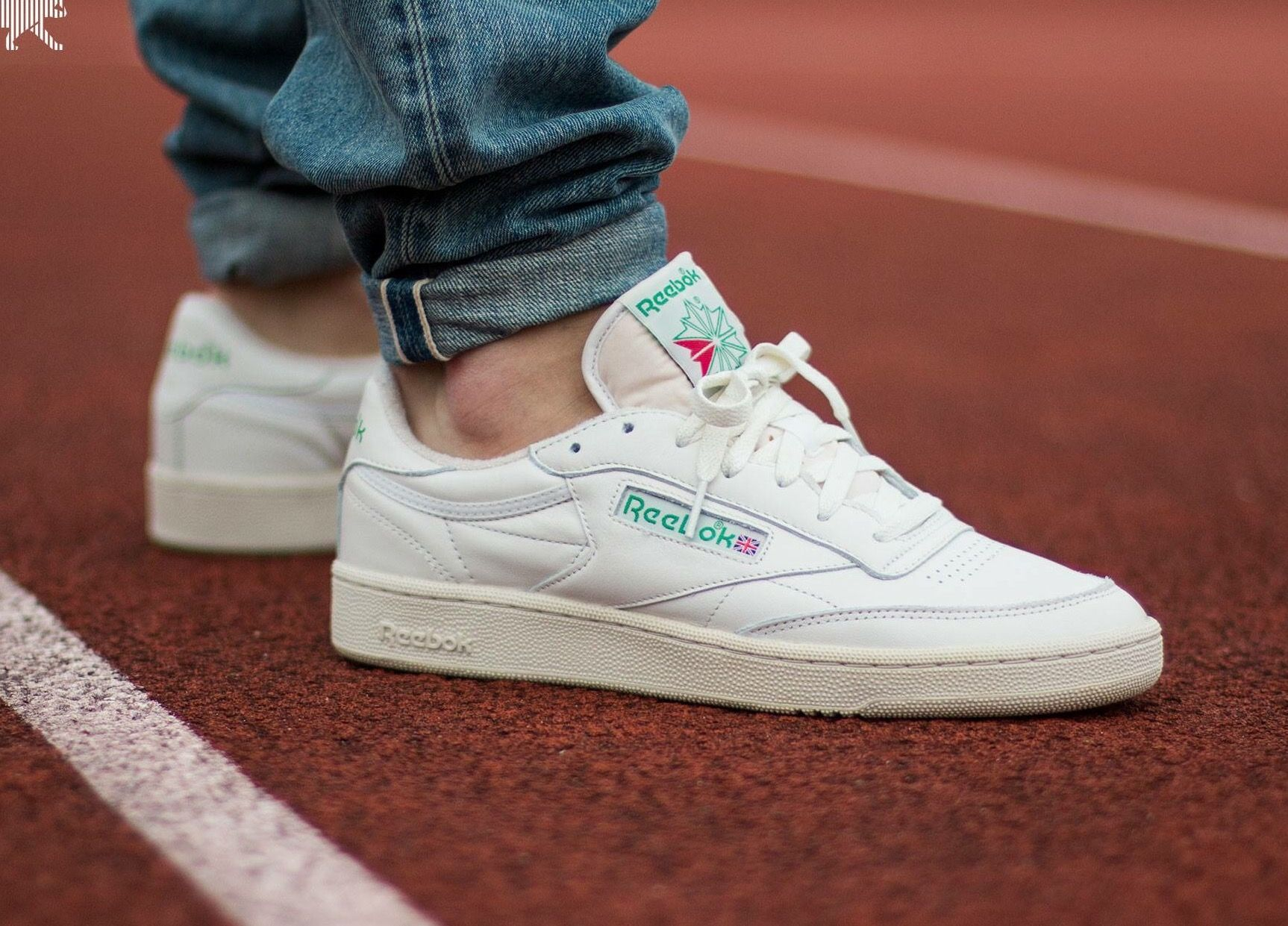 Reebok Club C 85 | Shoes in 2019 | Best white sneakers