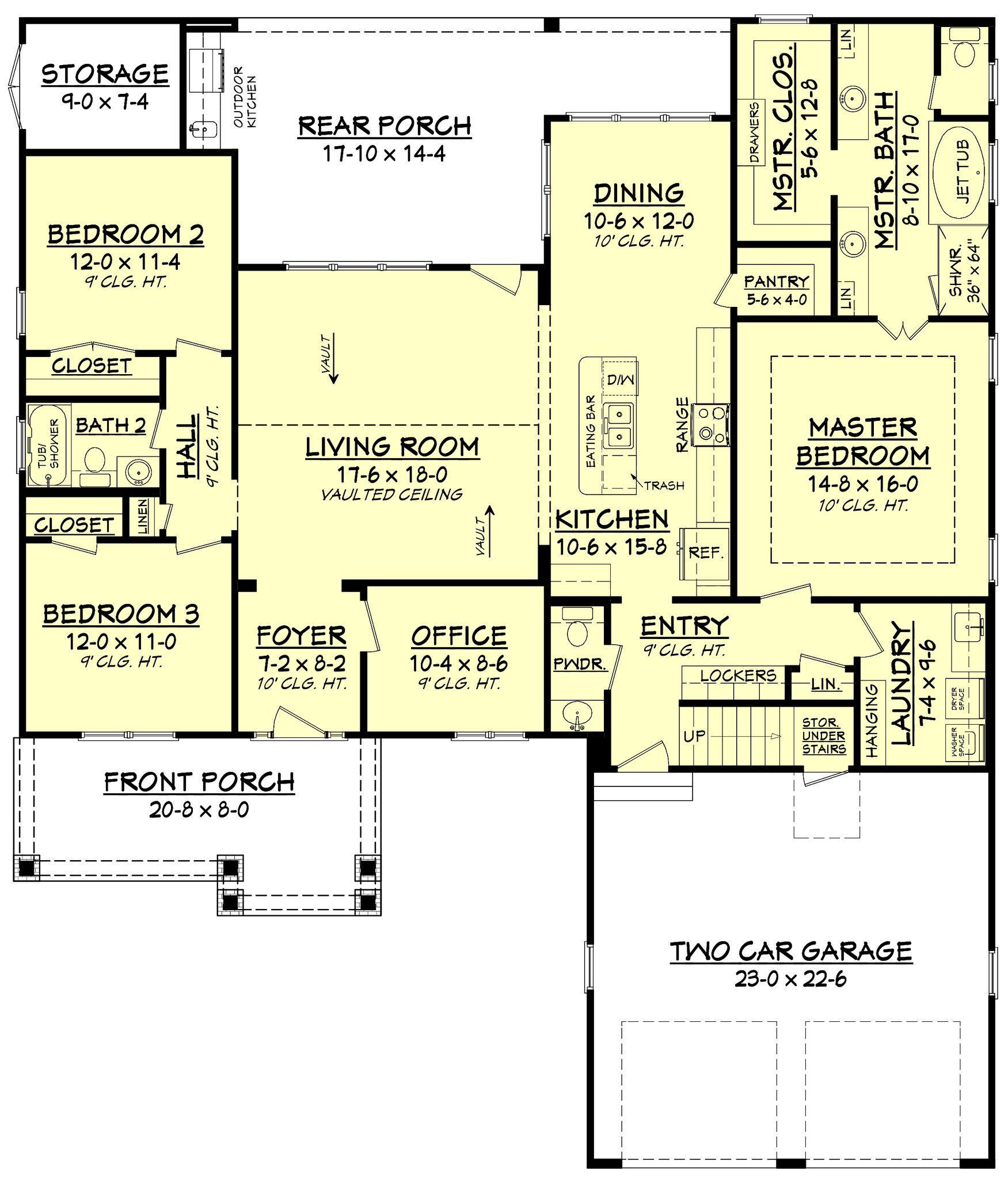 cherry laurel house plan craftsman style houses and craftsman style cherry laurel house plan