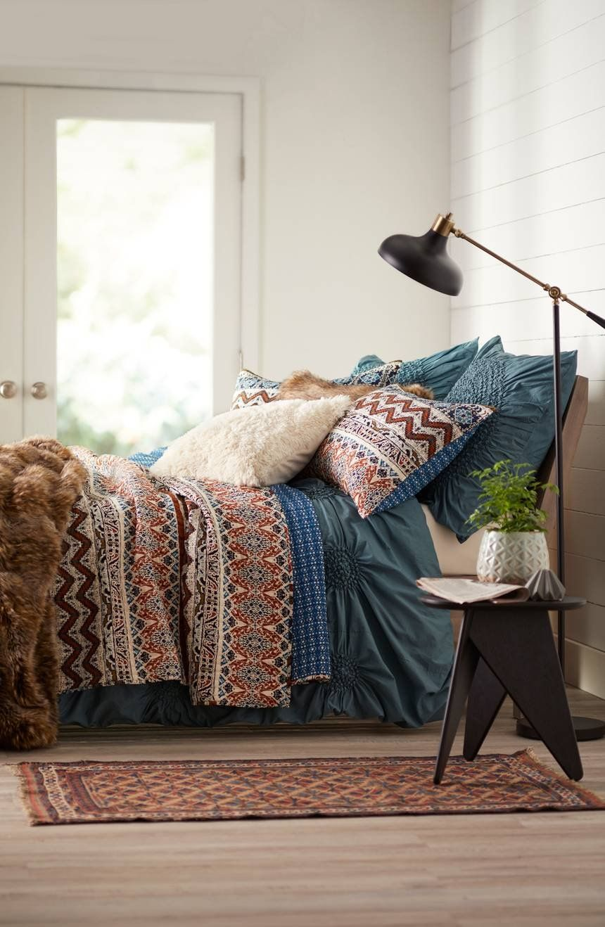 Marula Reversible Quilt | Earthy, Bedrooms and House