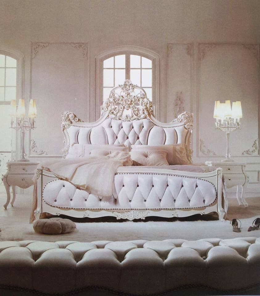 Vintage French bedroom | Fancy bedroom, Luxurious bedrooms ...