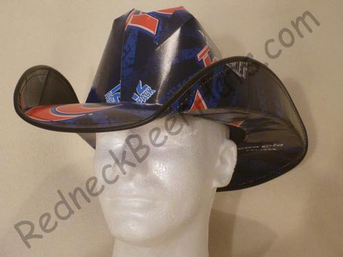 5dcaed690541a Rc Cola Style Soda Carton Cowboy Hat- Our Rc Cola Style Soda Carton Cowboy  Hats