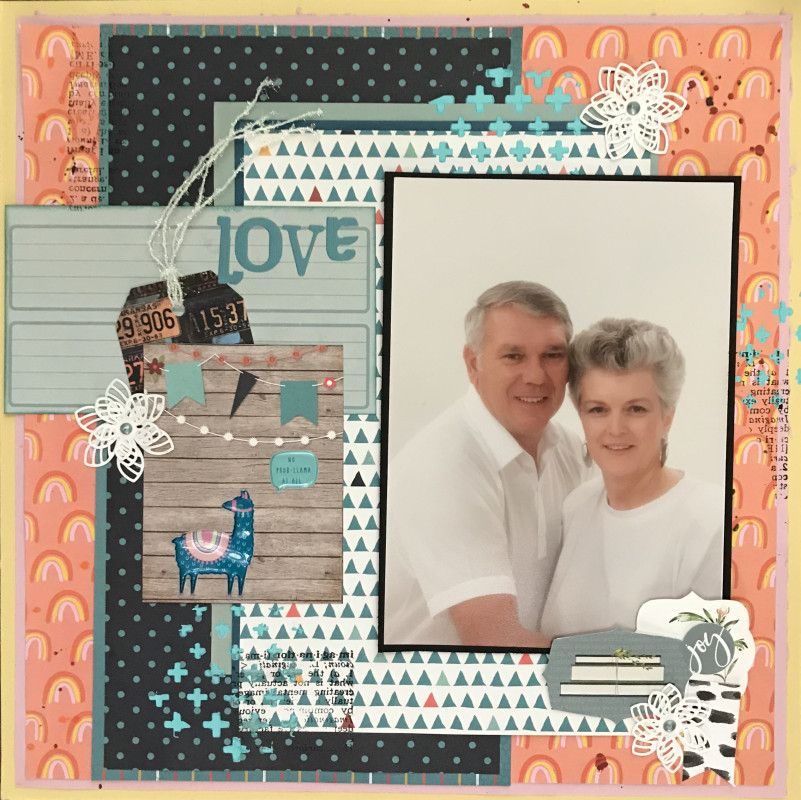 Lovejoy paper crafts reflection paper crate paper