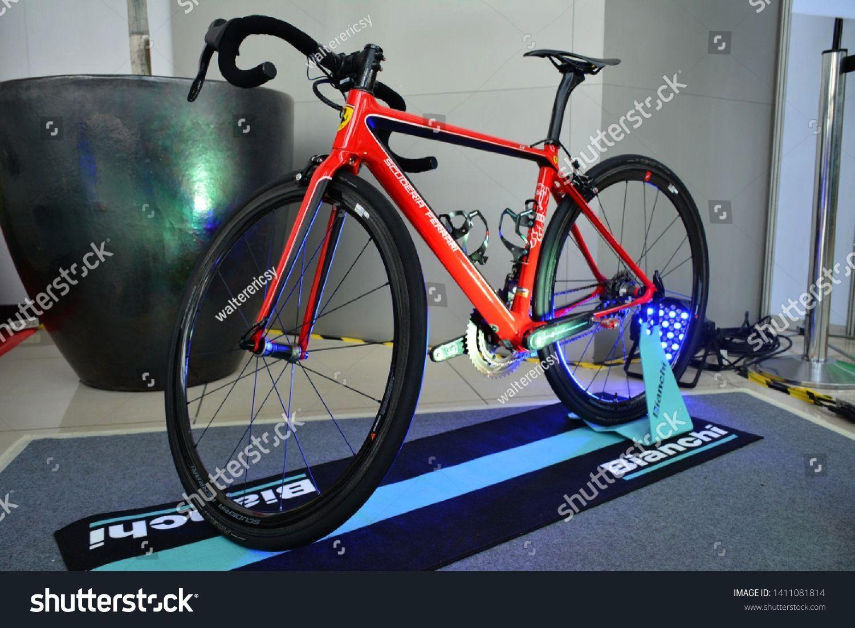 Ferraribicyclethemeph Philippines Convention Sponsored Bianchi