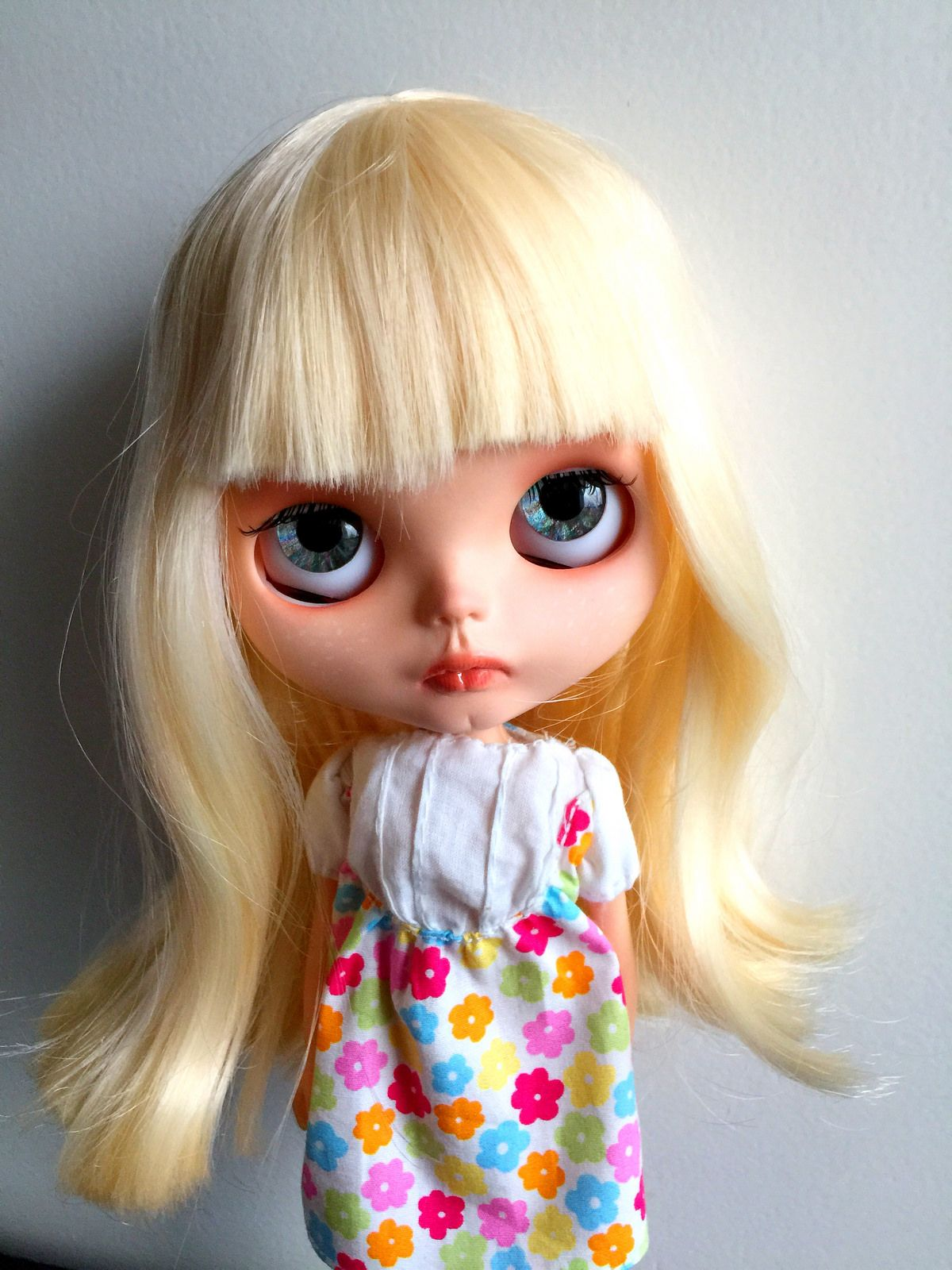 Louna Ready For Her New Mum Blythe Dolls New Mums Blythe