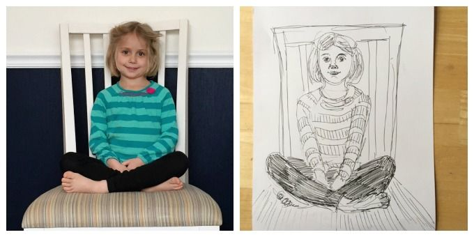 Drawing The Human Body For Kids Art At Home Kids Playdate