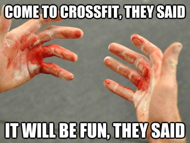 Crossfit.